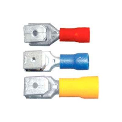 Quick Cable 160463-2008 PVC Solderless Piggyback Disconnect, 12-10 Gauge, 8 Pcs