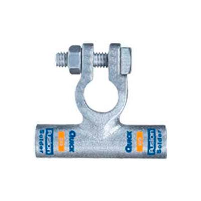Quick Cable 436330-050P Flag Connector Crimp Positive, 3/0 Gauge, 50 Pcs