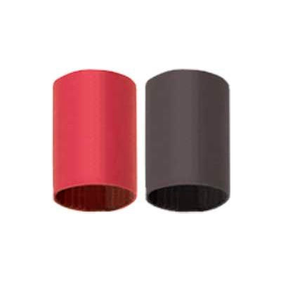 """Quick Cable 5651-001R Red Magna Tube Heat-Shrink, 1/2"""" Expanded Diameter, 1 Pc"""