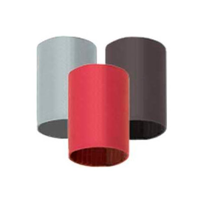 """Quick Cable 5663-051R Red Double Wall Heat Shrink, 1"""" Expanded Diameter"""