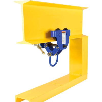 Quick Install Manual Trolley QIT-2 2000 Lb. Capacity
