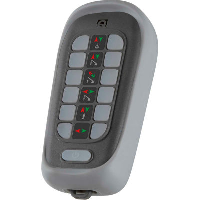 Quick Radio Hand Held Remote Control, 12 Transmitter 913MHz - RRC H912