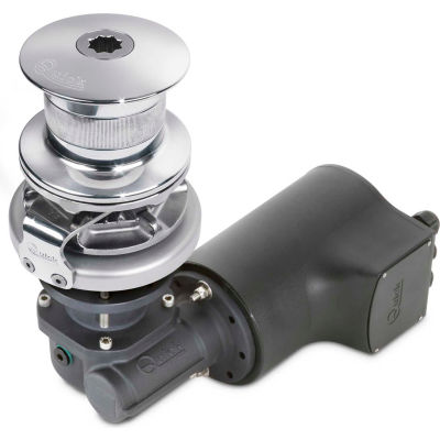 Quick Rider Series Vertical Windlass w/Drum, 1000W 24V 06mm - R3 1024D