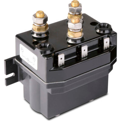 Quick Solenoid 3-Pull for 3-Pull Motor, 150A 12V IP66 - T6315-12