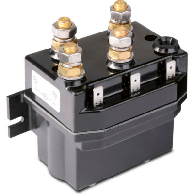 Quick Reverse Solenoid 4-Pull for 2-Pull Motor, 150A 12V IP66 - T6415-12