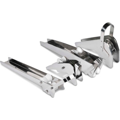 """Quick Bow Roller Self Launching, 23"""" Stainless Steel"""