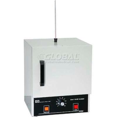 Quincy Lab 10-180 Solid Steel Door Analog Incubator, 0.7 Cu.Ft., 115V 270W