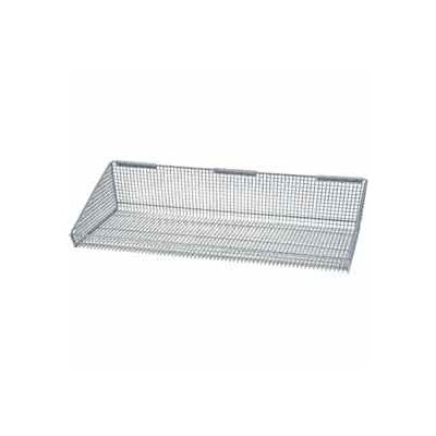 "Quantum Partition Wall System 1635HBC 17""Dx35-1/2""Wx7-3 / 8""H / Partition Hanging Basket"