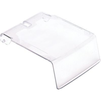 Clear Cover COV210 for Ultra Stack and Hang Bin QUS210 Price Per Each, 24 Per Carton - Pkg Qty 24