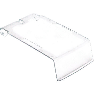Clear Cover COV220 for Ultra Stack and Hang Bin QUS220 Price Per Each, 24 Per Carton - Pkg Qty 24