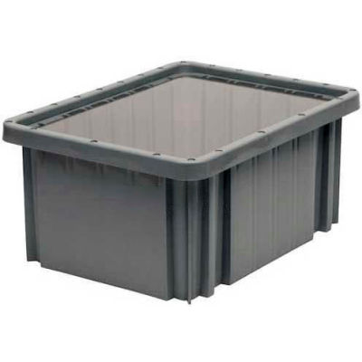 "Global Industrial™ Clear Dust Cover Inlays For 10-7/8""Lx8-14""W Dividable Grid Containers - Pkg Qty 10"