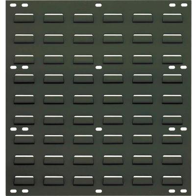 "Quantum Louvered Panel QLP-1819, 18"" x 19"", Gray"