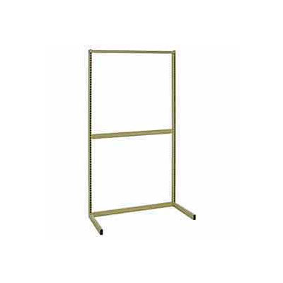 "Quantum Partition Wall System WS-SS18ADHC 18""W Single Sided Wall Frame Add-On"