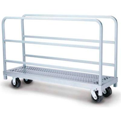 "Raymond Products 3987 Narrow Panel/Sheet Mover, 5"" Phenolic, 2 Fixed & Swivel, 2 Uprights"