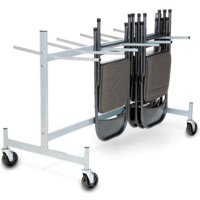 Hanging Folded Chair Storage Truck - Half Size