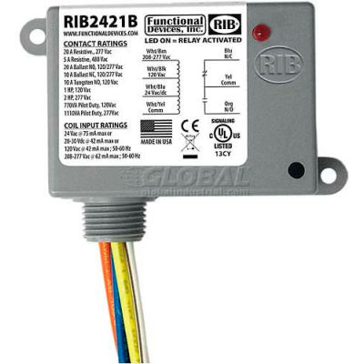 Relays and Sequencers | Relays | RIB® Enclosed Power Relay ...