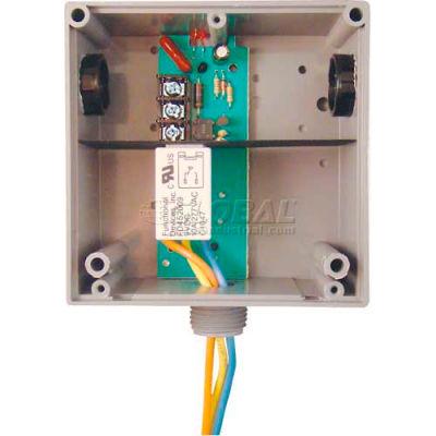 RIB® T Style Relay RIBTU1C, Enclosed, Hi/Low Sep. 10A, SPDT, 10-30VAC/DC/120VAC