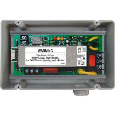 RIB® LonWorks Enc. Relay RIBTWX2402SB-LN, 20A, SPST, HOA, 24VAC/DC/208VAC, Current Sensor