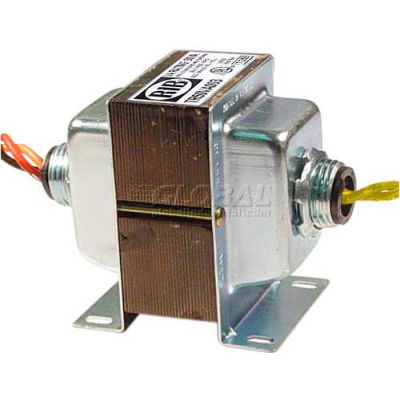 RIB® Transformer TR50VA003, 50VA, 208/240-24V, Dual Hub, Foot Mount