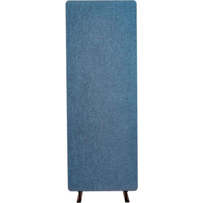 Luxor RECLAIM Acoustic Room Dividers - Single Panel - Pacific Blue
