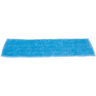 "Rubbermaid® 18"" Economy Microfiber Wet Room Pads, 12/Pack - Q409"