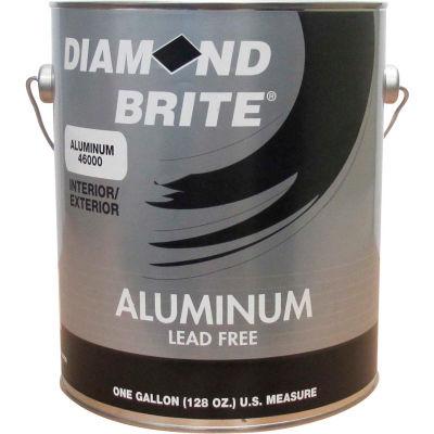 Diamond Brite Oil Aluminum Paint Paint, Gallon Pail 1/Case - 46000-1