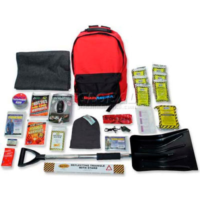 Ready America® Cold Weather Survival Kit, 70400, 1 Person