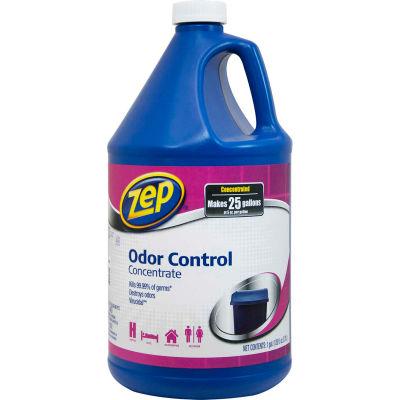Zep Commercial Odor Control Concentrate - Gallon Bottle, 4 Bottles/Case - ZUOCC128.