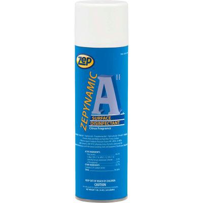 Zep Dynamic A II Aerosol Disinfectant, 16 oz. Aerosol Spray, 12 Cans/Case - 351501