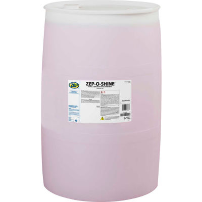 ZEP-O-SHINE Concentraded Car Wash, 55 Gallon Drum - 38285