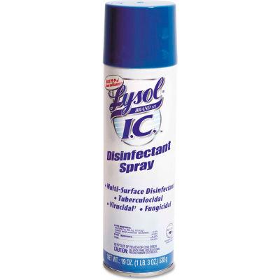 LYSOL® III I.C.™ Disinfectant Spray, 19 oz. Aerosol Spray, 12 Cans/Case - 95029