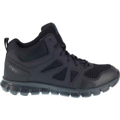Reebok® RB8405-M-14 Sublite Cushion Tactical Shoe, Soft Toe, Size 14
