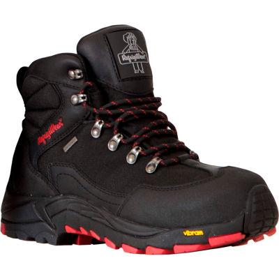 RefrigiWear Women's Black Widow Boots, -15°F Comfort Rating, Size 10, 1 Pair