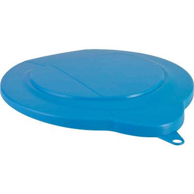 Vikan 56893 1.5 Gallon Bucket Lid, Blue