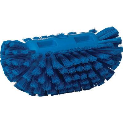 Vikan 70393 Tank Brush- Medium, Blue