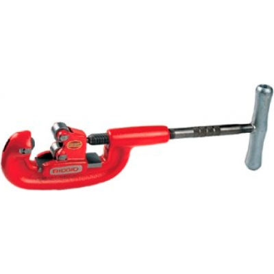"""Ridgid 32820 Model 2-A Heavy-Duty Pipe Cutter with 1/8"""" - 2"""" Pipe Capacity"""