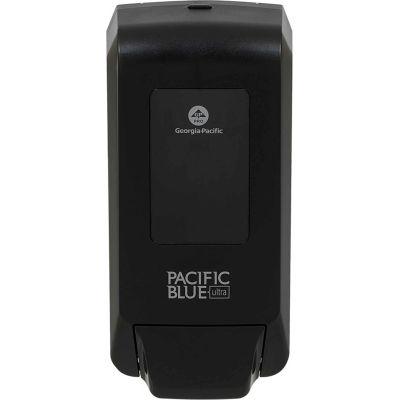 GP Pacific Blue Ultra Black Soap/Sanitizer Dispenser - 53057