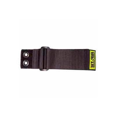 """Rip-Tie, 1"""" x 22"""" CinchStrap-EG, N-22-G02-BK, Black, 2 Pack"""