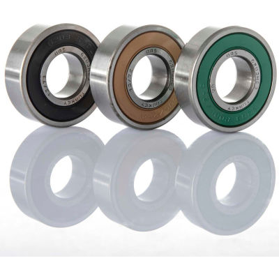 ORS 62203-2RS Deep Groove Ball Bearing - Wide Width Double Sealed 17mm Bore, 40mm OD