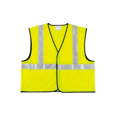 Class II Economy Safety Vests, RIVER CITY VCL2SLXL, Size XL