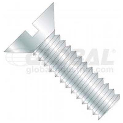 1/4-20 X 1-1/2 Slotted Flat Head Machine Screw - Pkg of 25