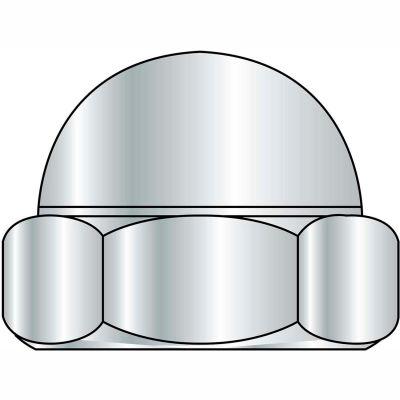 4-40 Acorn Nuts - 18-8 Stainless Steel - Pkg of 6
