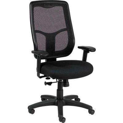 Chairs Mesh Eurotech Apollo Executive High Back Chair