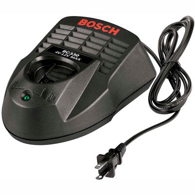 BOSCH® BC330, 1-Hour 12-Volt Lithium-Ion Battery Charger