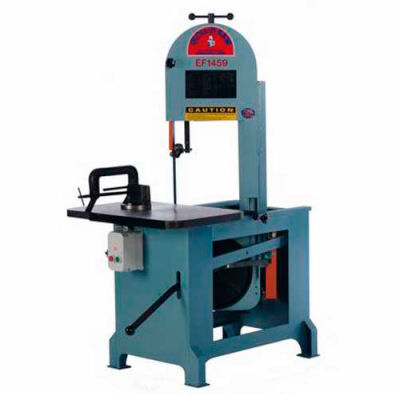 All-Purpose Vertical Band Saw - 1 HP - 110V - Single Phase - 60 Cycle - Roll-In Saw EF1459