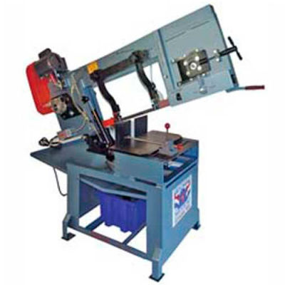 Horizontal Wet Miter Band Saw - 1 HP - 110V - Single Phase - Roll-In Saw HW1212