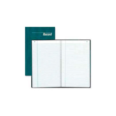 """Rediform® Record Book, Record Ruled, 7-1/4"""" x 12-1/4"""", Granite Cover, 150 Pages/Pad"""