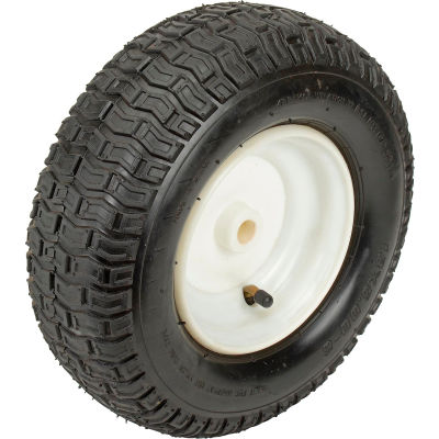 """Replacement 13"""" Rubber Wheel for Global™ Universal Spreader 640788"""