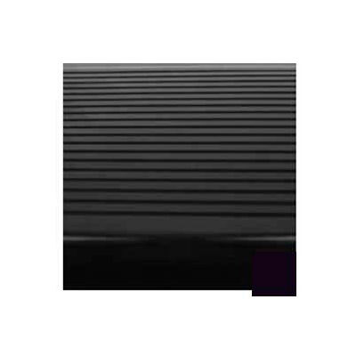 "Stair Tread Square Nose 36""L - Black"