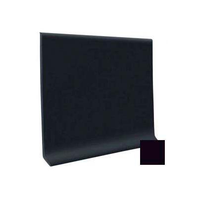 "Cove Base Vinyl 4""X1/8""X48"" - Black"